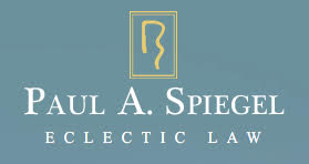 Paul A. Spiegal, Eclectic Law